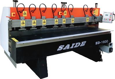SD-1600高速抛光机
