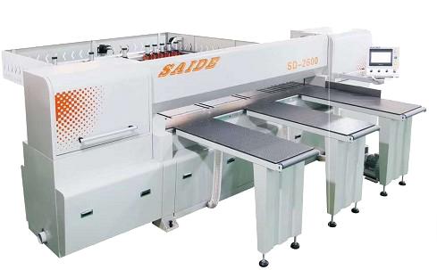 SD-2600电子开料锯